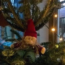 Wichtel im Baum