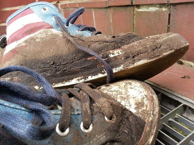 dreckige Schuhe Ellas Blog Leben mit Autismus