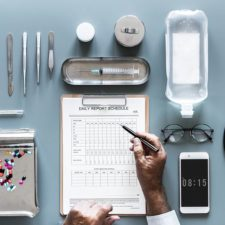 Arztuntensilien