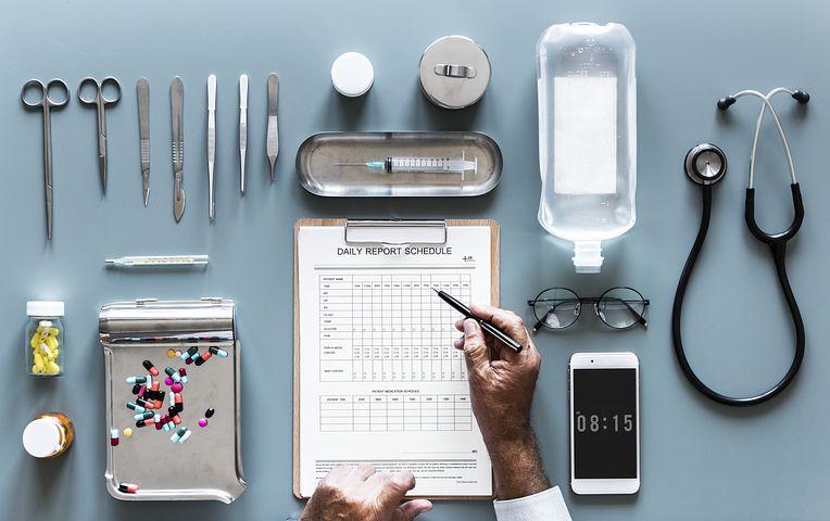 Klinitutensilien
