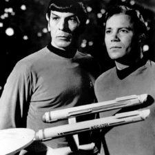 Spock und Kirk