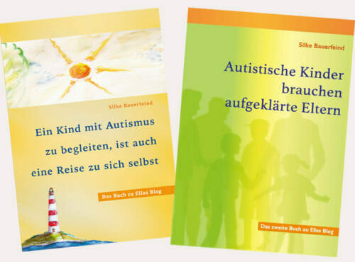 beide Bücher zu Ellas Blog