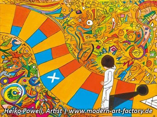 Heiko Powell Ist Autist Und Künstler Dieses Interview Ist So Als