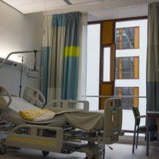 Bild von Krankenhausbett