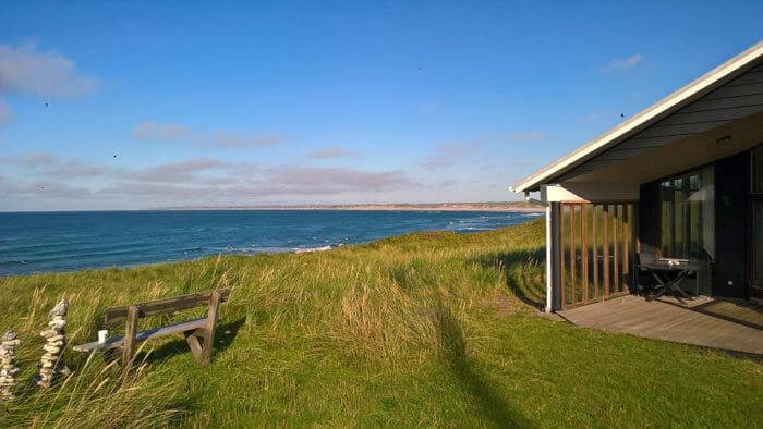 Ferienhaus an der Küste in Klitmøller